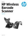 HP Wireless Barcode Scanner