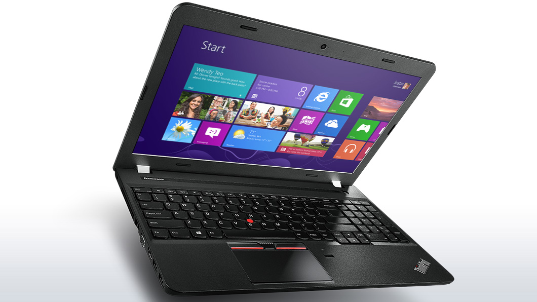 Lenovo ThinkPad Edge E550 Core i3-5005U 4GB 128GB SSD 15 6 Inch Windows 10  Professional Laptop
