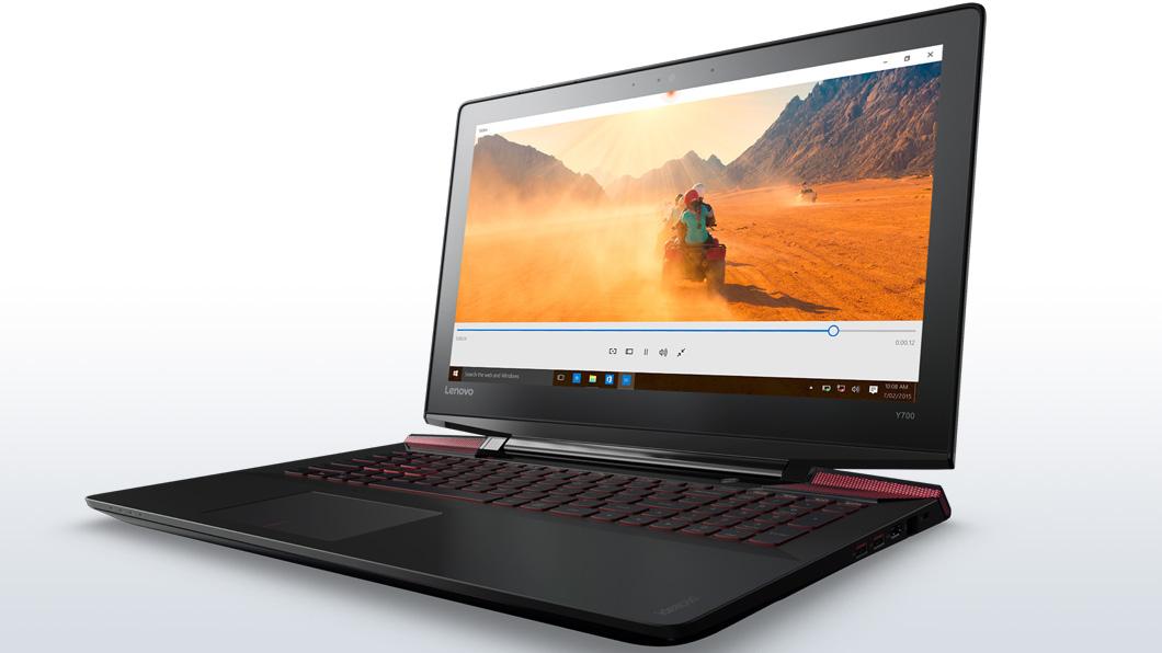 Lenovo Ideapad Y700 Core i7-6700HQ 16GB 256GB SSD GeForce GTX960M 4GB 15 6  Inch Windows 10 Gaming laptop