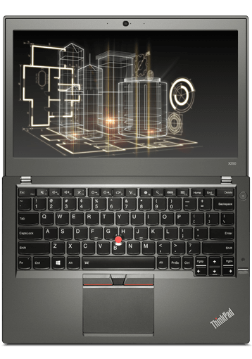 Lenovo ThinkPad X250 Intel Core i7-5600U vPro 8GB 256GB SSD Intel HD  Graphics 5500 N/A 12 5