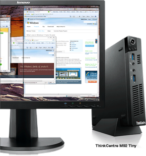 Business-savvy desktops  Designed and built specifically for