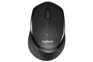 7828fa55ff2 Logitech B330 Silent Plus - mouse - 2.4 GHz | Staples®