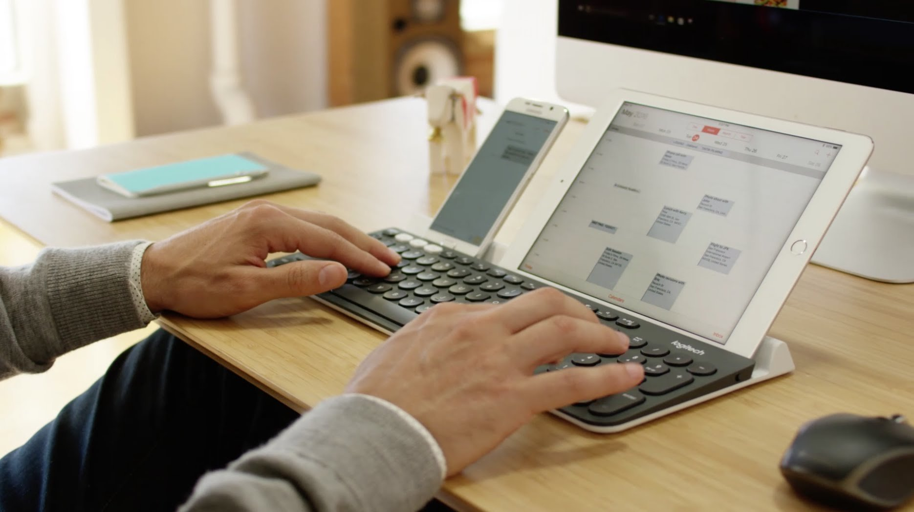 K780 MultiDevice Wireless Keyboard