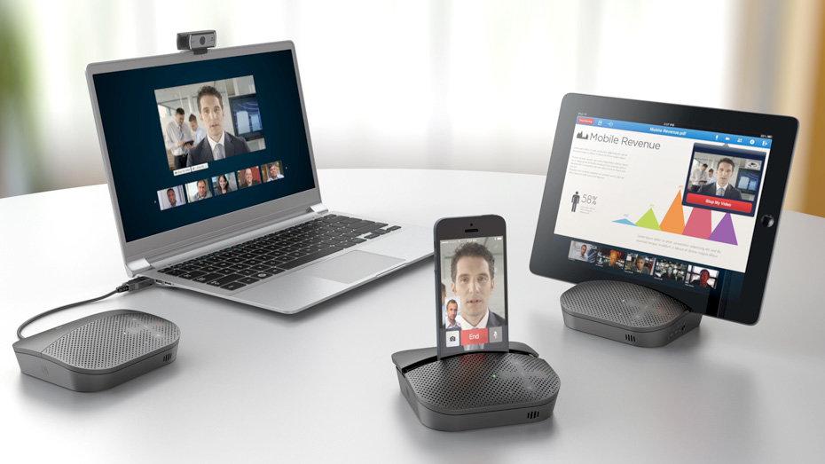 Logitech Mobile Speakerphone P710e  13c390eb4b54f