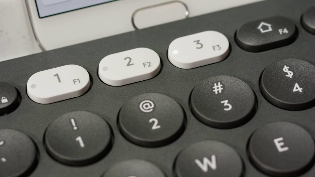K780 MultiDevice Wireless Keyboard