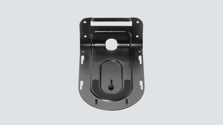 Logitech video conferencing mounting kit