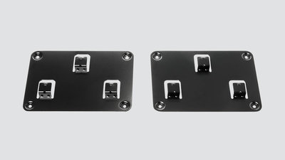 Ventilated brackets for Display Hub and Table Hub