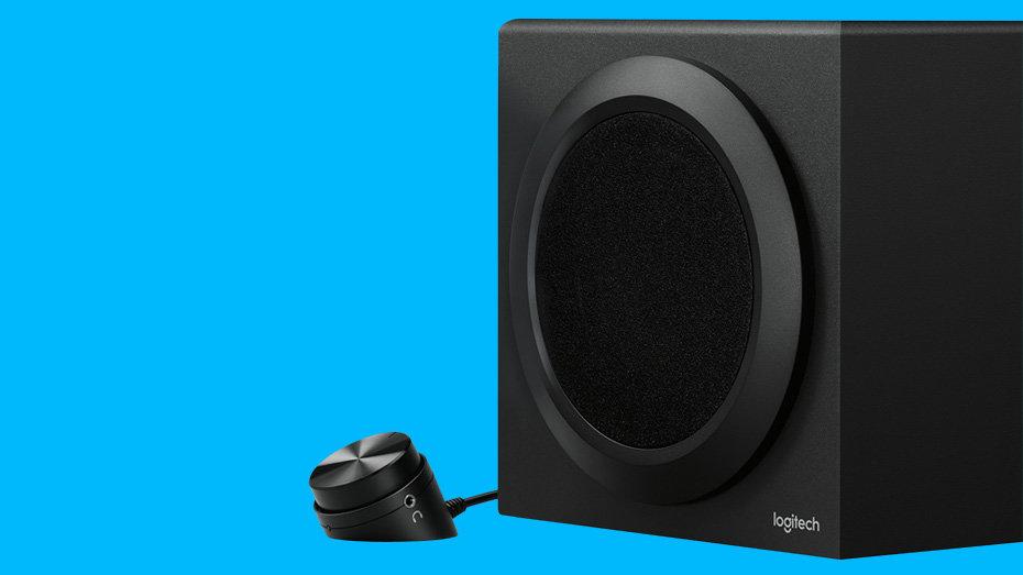 Logitech Z333 - speaker system - fo... | 980-001201 | £44.99 ...