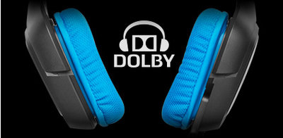 DOLBY HEADPHONE 7.1-SURROUNDSOUND