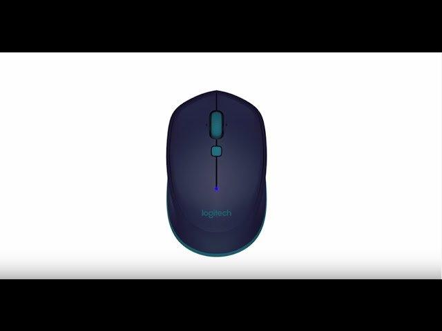 Bluetooth Mouse M535-blue