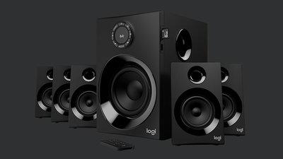 Små højtalere med stor lyd