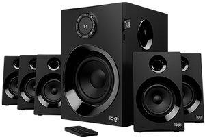 Z607 51 Surround Sound Speaker Syst