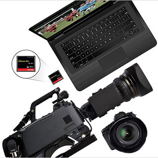 Designed for Professional Photographers and Videographers