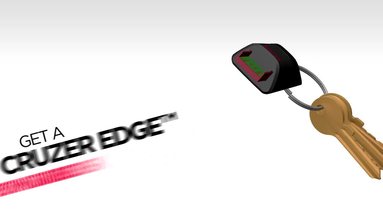 SanDisk Cruzer Edge™ 16GB USB Flash Drive