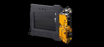 Durable reduced-vibration shutter