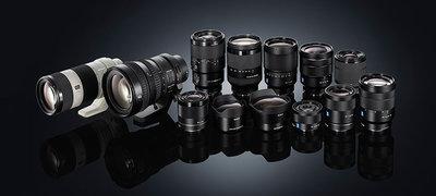 All FE lenses maximize resolution