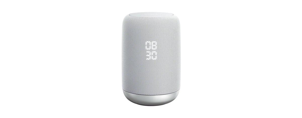 slide 1 of 5,show larger image, google assistant built-in wireless speaker