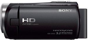 Caméscope Handycam<sup>MD</sup> CX455 avec capteur CMOS Exmor R<sup>MD</sup>