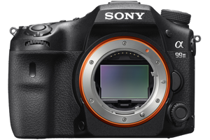 α99 II with Back-Illuminated Full-Frame Image Sensor