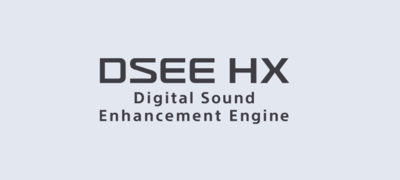 New DSEE HX<sup>™</sup> analyzes song type by AI