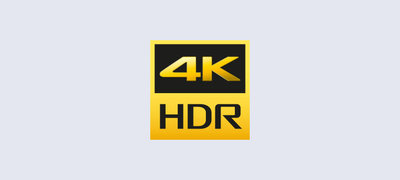 4K pass-through for 4K content