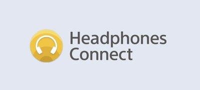 Sony | Application Headphones Connect
