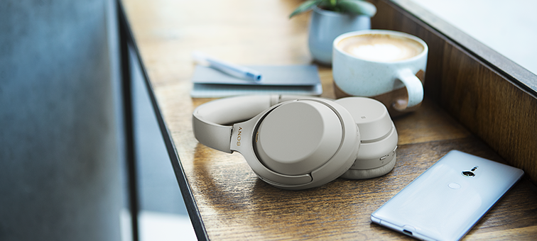 Sony WH1000XM3 Wireless Noise Canceling Over-the-Ear Headphones with Google  Assistant