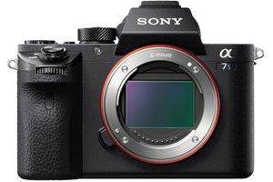α7S II E-mount Camera with Full-Frame Sensor