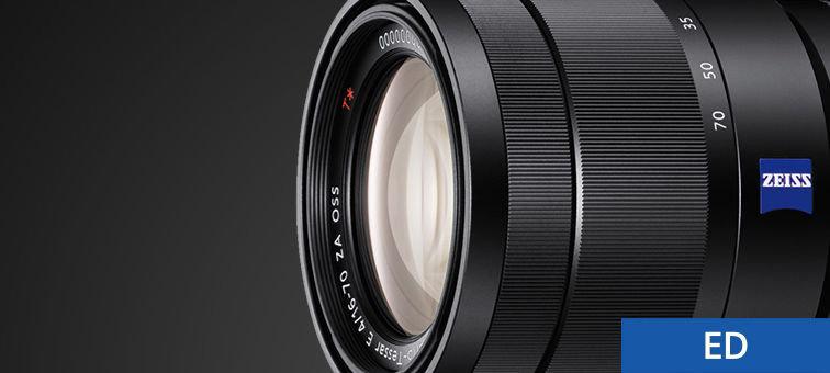 Sony Vario-Tessar T* E 16-70mm F4 ZA OSS, E-Mount Lens