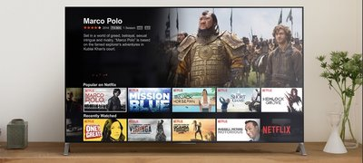 Stream movies and TV in 4K