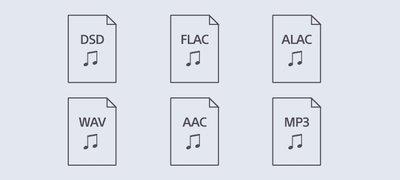 Digital music compatible