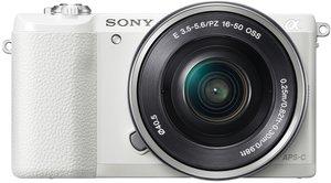 α5100 E-mount camera with APS-C sensor