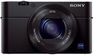 "RX100 III Advanced Camera with 1.0"" type sensor"