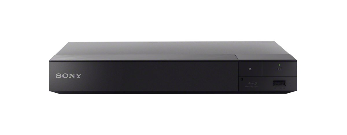 Sony 4K WiFi Blu-ray Disc Player (BDPS6500)