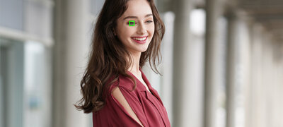 Enhanced Real-time Eye AF (human eye) delivers more successful portraiture
