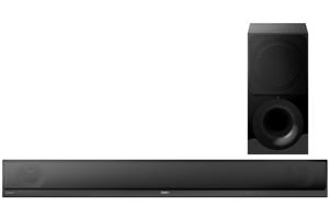 2.1ch Soundbar with Wi-Fi/Bluetooth<sup>®</sup> technology