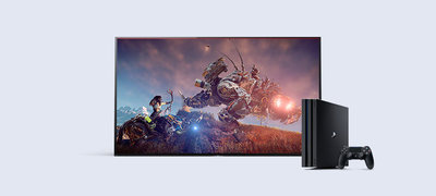 Enjoy HDR gaming with PlayStation<sup>™</sup>