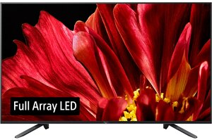 Z9F| MASTER Series | LED | 4K Ultra HD | High Dynamic Range (HDR) | Smart TV (Android TV)
