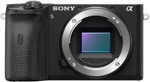 α6600 premium E-mount APS-C camera