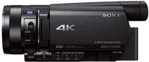 AX100 4K Expert Handycam<sup>®</sup>
