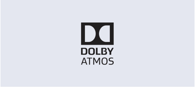 Dolby Atmos<sup>1, 2</sup>