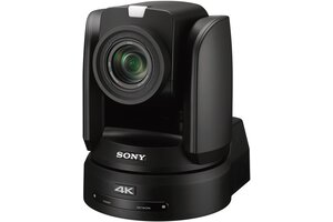 4K / HD PTZ Camera – White Housing