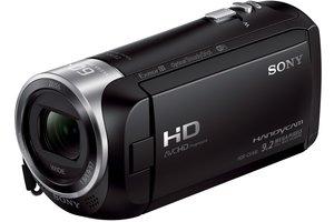 CX440 Handycam<sup>®</sup> with Exmor R<sup>®</sup> CMOS sensor