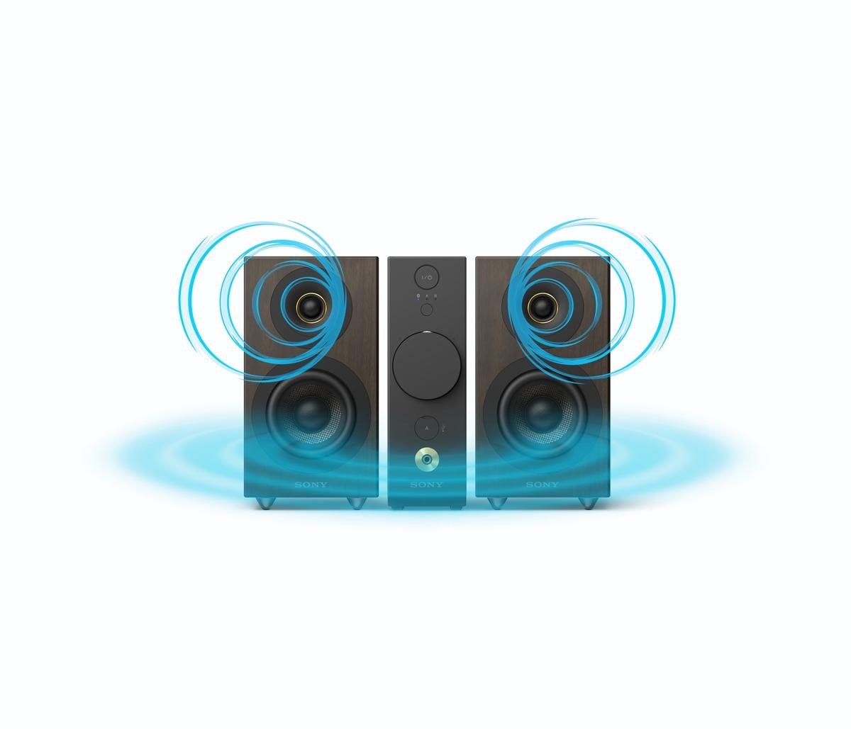 Sony High-Resolution Wireless Audio System - CAS-1
