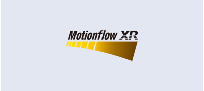Motionflow<sup>™</sup> XR keeps the action smooth