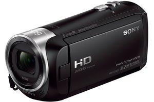 CX405 Handycam<sup>®</sup> with Exmor R<sup>®</sup> CMOS sensor