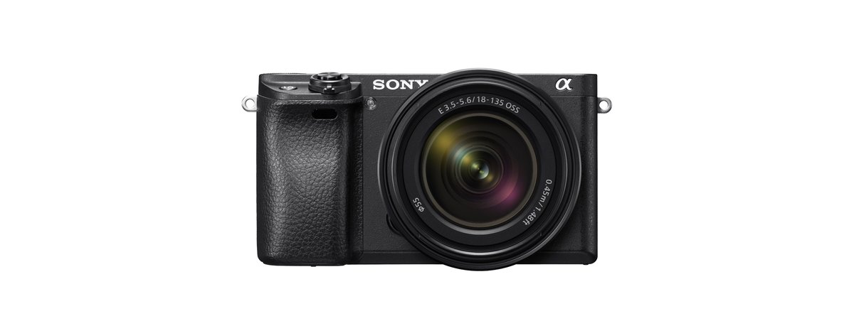 Sony A6300 18-135mm Kit Black