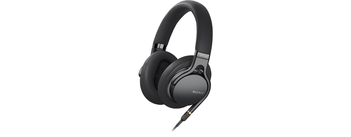 cdc70d89291 Sony MDR-1AM2 Circumaural Wired Headphones with Microphone, Full ...