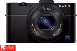 Cyber-shot<sup>®</sup> DSC-RX100M2 Digital Still Camera