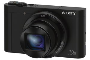 High-zoom Point and Shoot Camera